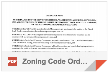 zoning code ord icon